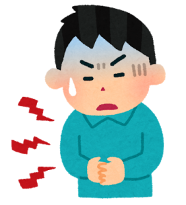指圧のすすめ 慢性胃炎編